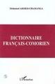 Dictionnaire français - comorien