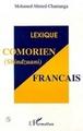 Lexique comorien - français