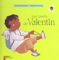 Les lacets de Valentin