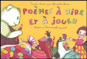 Poèmes à rire et à jouer