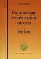 Dictionnaire d'expressions créoles